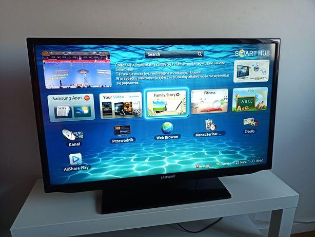 Samsung UE32EH5300 Full HD Smart stan bdb + gratis obrotowy uchwyt