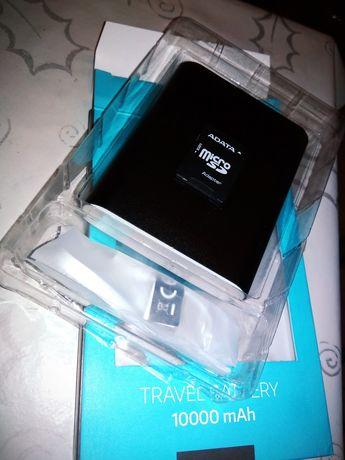 Powerbank 10000 mAh Nowy Idealny funkcjonalny prezent smartfon RTV AGD