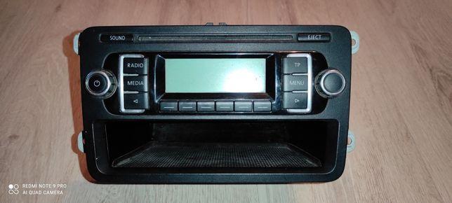 Orginalne radio VW T5
