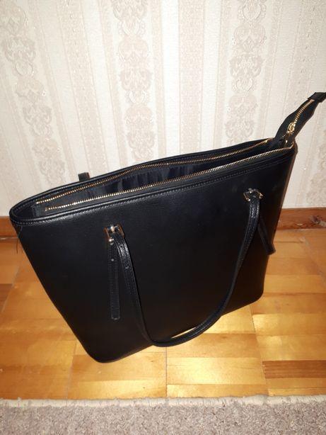 Новая сумка H&M, черная