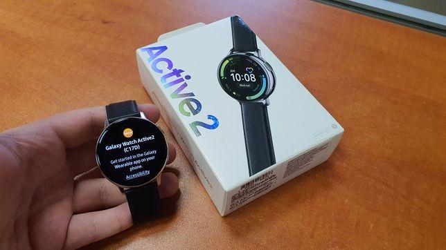 Samsung Galaxy Watch Active 2 44mm LTE stal, smartwatch, zegarek