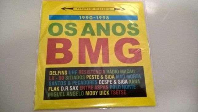 Os Anos BMG 1990/1998 (portes incluídos)