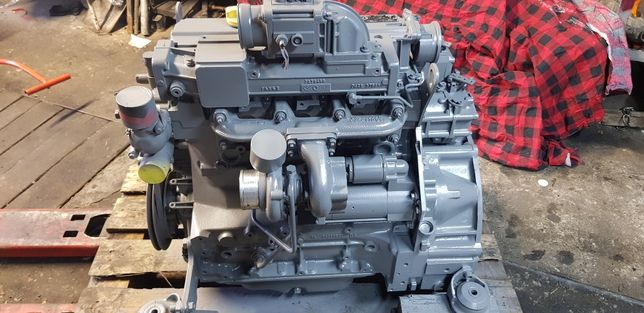 Silnik DEUTZ BF4M 2012 90kw