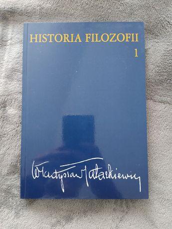 Historia filozofii Tom 1.