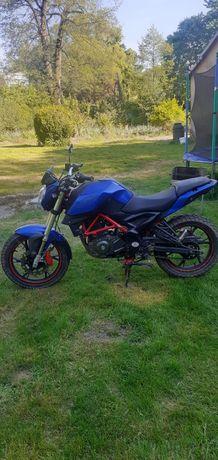 Motor Ksr moto 125 GRS
