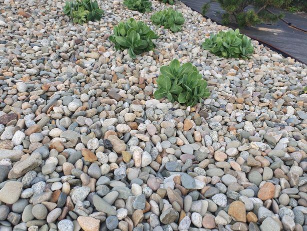 Żwir, otoczak, kamień drenaż 16-32 mm,do odwodnień, na rabaty