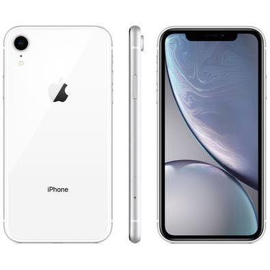iPhone XR 128Gb Branco Desbloqueado