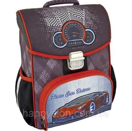 """Новые! Каркасный школьный ранец рюкзак """"Rally Racing"""" Cool For School"""
