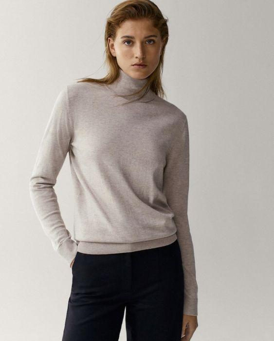 Новый свитер (гольфик) Massimo Dutti размер L Киев - изображение 1