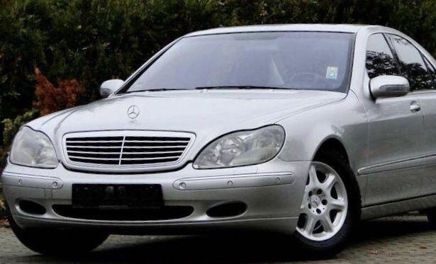 Разборка Mercedes w220 s320 cdi розборка запчасти s220 s class