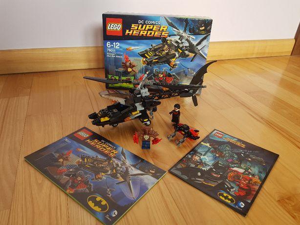 LEGO® 76011 DC Comics™ Super Heroes Batman™: Atak Człowieka Nietoperza