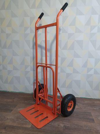 Тележка для склада, рынка, тачка, возик, нагрузка 230 кг, отправки