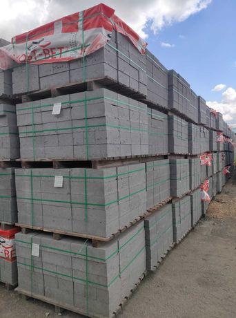 Bloczek betonowy 12x24x38cm bloczki dostawa HDS