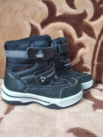 Buty na zimę dla chłopca Lupilu
