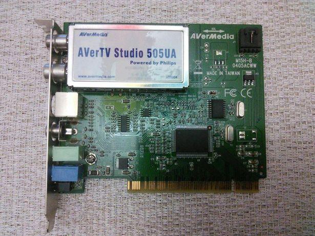 ТВ-тюнер AVerMedia AVerTV Studio 505UA FM (M15H)