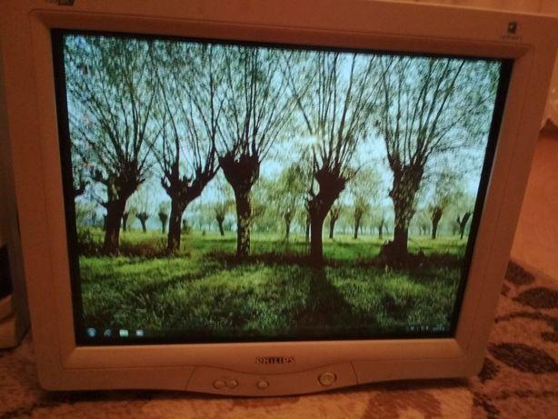 """Monitor do PC Philips 17"""" sprawny zamienię za czteropak lub grę PS3"""
