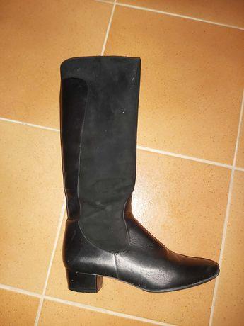 Продам стильные, итальянские женские сапоги. Производство Италия.