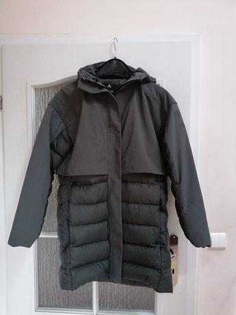 Oryginalna kurtka damska Adidas MYSHELTER Climaheat Parka Down Jacket