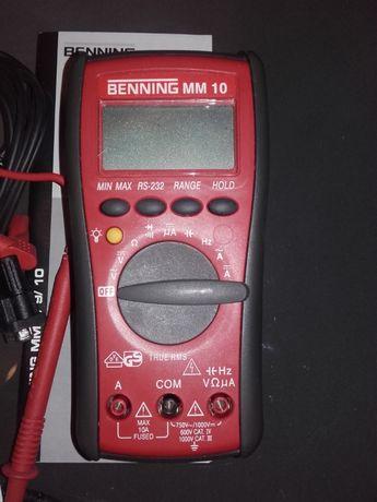 multimetr miernik BENNING MM10