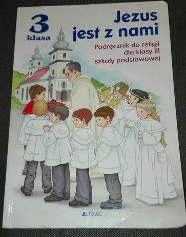 Książka do religii Jezus jest z nami kl III