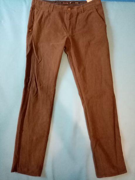 Spodnie Massimo Dutti rozm. 46 185/94A