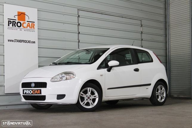 Fiat Punto Van 1.3 M-jet