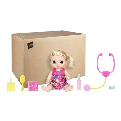 Интерактивная кукла Baby Alive - Малышка у врача (Сладкие слезы)