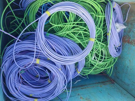 Skup przewodów elektrycznych, kabli, elektroniki