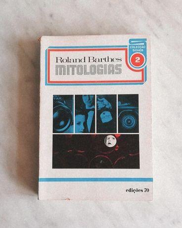 Mitologias de Roland Barthes
