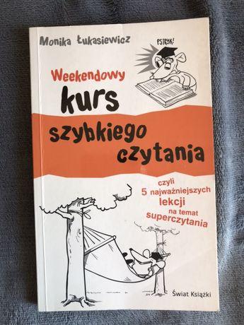 Weekendowy kurs szybkiego czytania