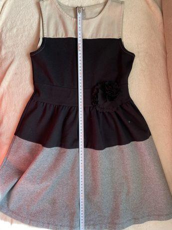 Школьные платья 7-8 лет