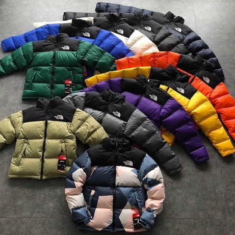 Оригинал!! The North Face Retro 700 Nuptse jacket 1996