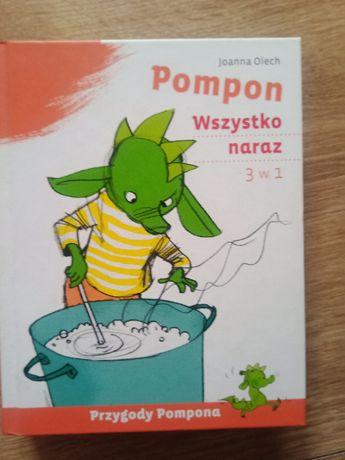"""""""Ponpon Wszystko naraz 3w1"""" Joanna Olech"""