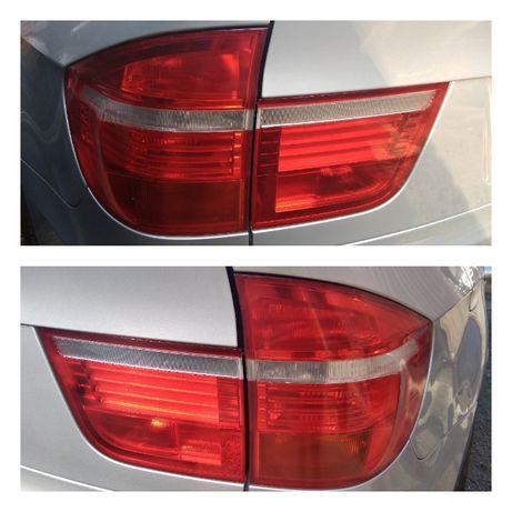 Стопы BMW X5 E70 стопи стоп БМВ Х5 Е70 задние фонари фары Разборка
