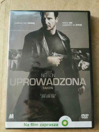 Film DVD Uprowadzona