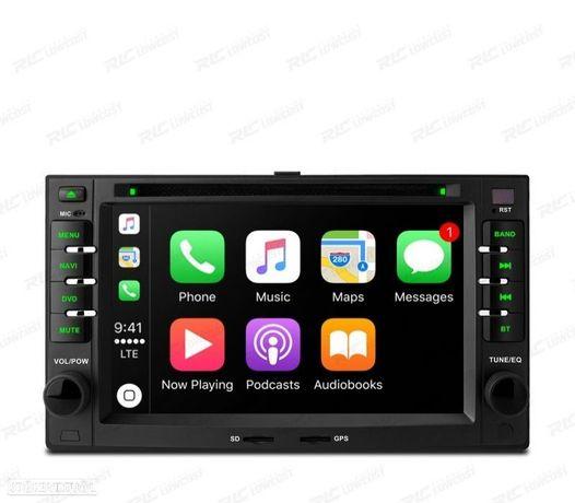 AUTO RADIO GPS ANDROID 10 KIA CERATO OPTIMA CARNIVAL RIO PICANTO SPORTAGE