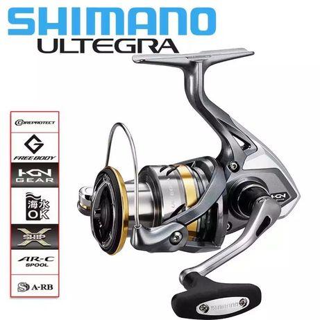 Катушка Shimano ULTEGRA 17 2500S FB