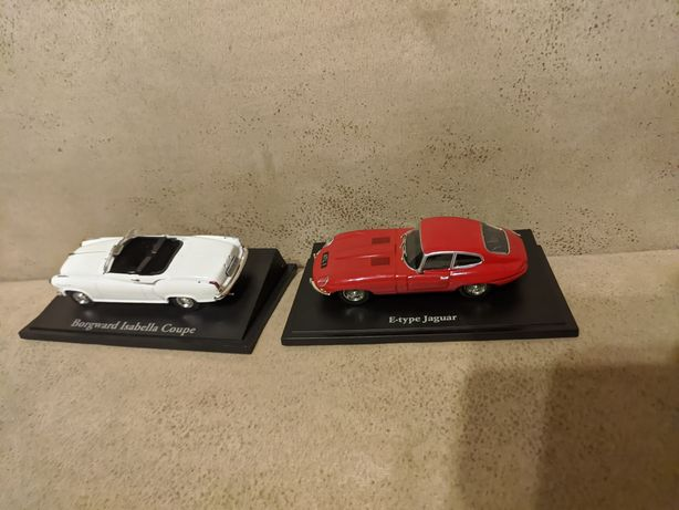 E type Jaguar , Borgward Isabella Coupe модели автомобилей