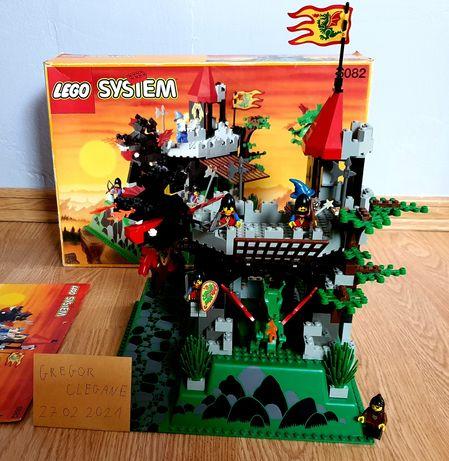 * Lego * 6082 * Castle * Fire breathing fortress *