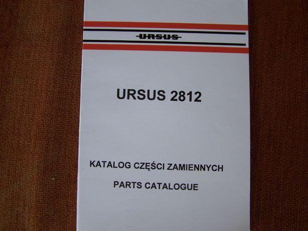 Ursus 2812 katalog części PL oryginał pełna wersja