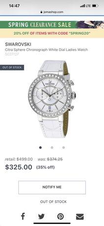 Часы Swarovski 5027127