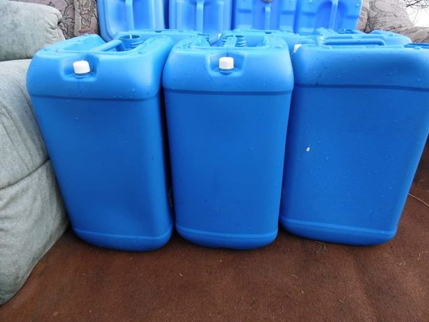 Bańki plastikowe 25l i 20 l