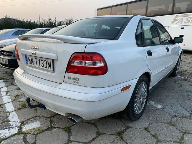 Volvo S40 T4 200KM uszkodzone