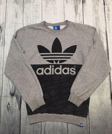 Adidas кофта свитшот Big Logo