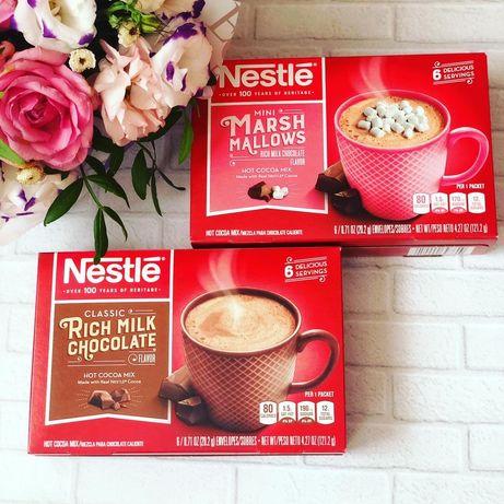 Какао Nestle hot cocoa