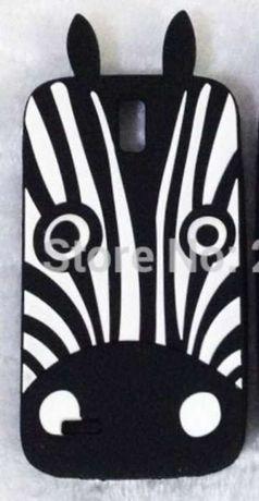 Capa zebra para huawei ascend g610