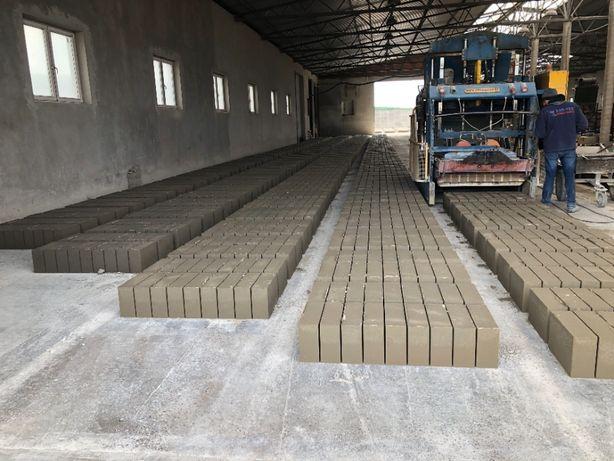 Bloczek betonowy fundamentowy 14 cm
