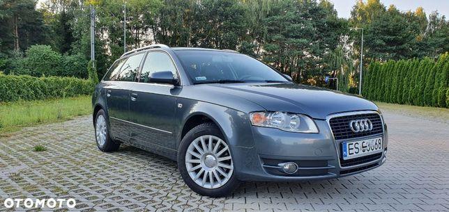 Audi A4 Zadbane Audi A4 B7 Avant 140KM
