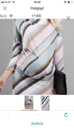 Sukienka ciążowa, sukienka do karmienia