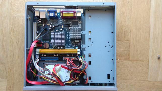A330 nettop itx serwer Debian